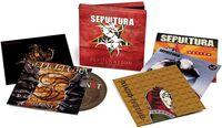 Sepultura - Sepulnation The Studio Albums 1998-2009 [Limited Edition]