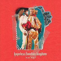 Halsey - Hopeless Fountain Kingdom [Clear Wax With Heavy Teal Splatter LP]