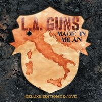 L.A. Guns - Made In Milan (W/Dvd) [Deluxe]