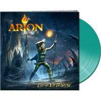Arion - Life Is Not Beautiful [Colored Vinyl] (Gate)