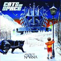 Cats in Space - Day Trip To Narnia (Colored Vinyl)