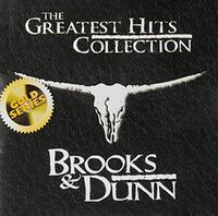 Brooks & Dunn - Greatest Hits Collection (Gold Series) (Aus)