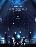 BTS - BTS World Tour 'Love Yourself' (Japan Edition) (3 Blu-ray Set - incl. 24pg Booklet + 7 Photocards)