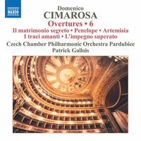 Czech Chamber Philharmonic Orchestra Pardubice - Overtures 6