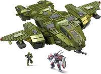 Mega Construx Halo - MEGA Brands - MEGA Construx HALO Vehicle: Pelican Inbound