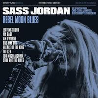 Sass Jordan - Rebel Moon Blues [LP]