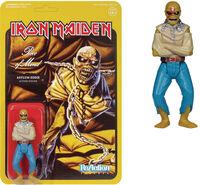 Iron Maiden - Iron Maiden Reaction - Piece Of Mind (Album Art)