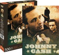 Johnny Cash - Johnny Cash 500 Pc Puzzle