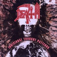 Death - Individual Thought Patterns [Clear with White Pinwheels with Heavy Baby Pink, Blood Red & Swamp Green Splatter LP]