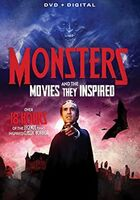 Monsters & the Movies They Inspired - Monsters & The Movies They Inspired (5pc) / (Box)