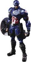 Square Enix - Square Enix - Marvel Universe Variant Bring Arts Captain America Action Figure