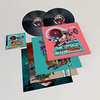 Gorillaz - Song Machine, Season One [Deluxe 2LP]
