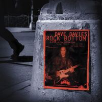 Dave Davies - Rock Bottom: Live At The Bottom Line [Deluxe] [Limited Edition]