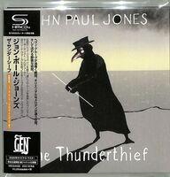 John Jones Paul - Thunderthief (Jmlp) [Remastered] (Shm) (Jpn)