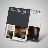Kim Sung Kyu - Inside Me (Stic) [With Booklet] (Phot) (Asia)