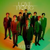 NCT 127 - Loveholic (Japanese Regular Edition) (incl. Blu-Ray)
