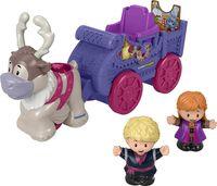 Little People - Fisher Price - Little People Frozen II Wagon (Disney)