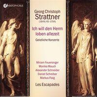 Strattner / Les Escapades - Ich Will Den Herrn Loben