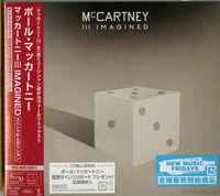 Paul McCartney - McCartney III Imagined (SHM-CD) (incl. Poster) [Import]