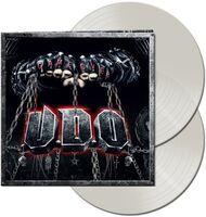 U.D.O. - Game Over (Bone Vinyl) [Colored Vinyl] (Gate) [Limited Edition] (Wht)