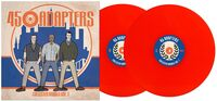 45 Adapters - Collected Works 1 (10in) [Colored Vinyl] (Org)