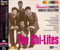 Chi-Lites - Brunswick Complete Singles A's & B's Collection
