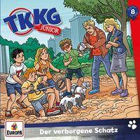 TKKG Junior - 008/Der Verborgene Schatz