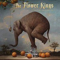 Flower Kings - Waiting For Miracles (Gatefold black 2LP+2CD)
