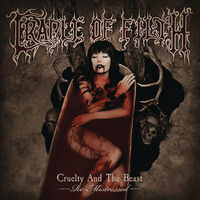 Cradle Of Filth - Cruelty And The Beast - Re-Mistressed [Bone White 2LP]