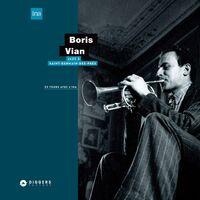 Boris Vian - Jazz A Saint-Germain-Des-Pres (Uk)