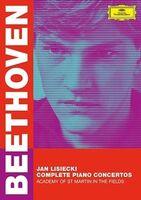 Jan Lisiecki - Complete Piano Concertos