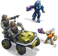 Mega Construx Halo - MEGA Brands - MEGA Construx HALO Vehicle: Recon Getaway