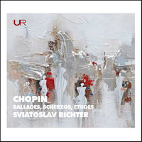 Sviatoslav Richter - Ballades & Scherzos & Etudes