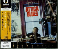 Archie Shepp - Attica Blues [Limited Edition] (Hqcd) (Jpn)