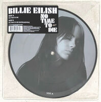 Billie Eilish - No Time To Die [Import Limited Edition Picture Disc Single]