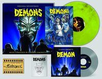 Claudio Simonetti Box Comc Dlx Wsv Aniv - Demons - O.S.T. (Box) (Comc) [Deluxe] (Wsv) (Aniv)