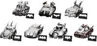 Beast Kingdom - Beast Kingdom - Batman Special Edition Pull Back Car Set