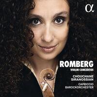 Romberg / Siranossian - Violin Concertos