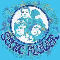 Sonic Flower - Sonic Flower (Blue) [Colored Vinyl] (Wht)