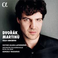 Dvorak / Madaras - Cello Concertos