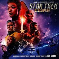 Jeff Russo  (Iex) - Star Trek: Discovery (Season 2) [Indie Exclusive]