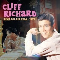 Cliff Richard - Live On Air 1966-1970 (2pk)