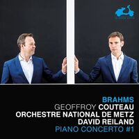 Geoffroy Couteau - Brahms: Piano Concerto No.1