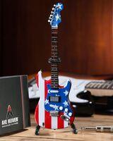Wayne Kramer Mc5 Strat Stars & Stripes Mini Guitar - Wayne Kramer Mc5 Strat Stars & Stripes Mini Guitar