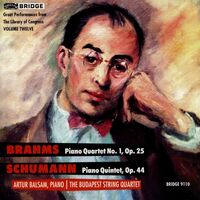 Artur Balsam - Great Performances from the Library of Congress
