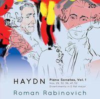 Roman Rabinovich - Haydn Piano Sonatas 1
