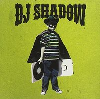 DJ Shadow - Outsider [Import]