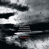 Keith Jarrett - Somewhere (Ltd) (Jpn)