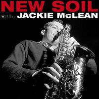 Jackie Mclean - New Soil (Gate) (Ogv) (Spa)