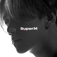 SuperM - SuperM The 1st Mini Album 'SuperM' [BAEKHYUN Ver.]